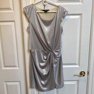 Cynthia Steffe Gold Dress